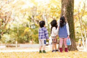 秋の子供たち