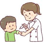 インフルエンザの予防接種!副作用で発熱する?他の症状は?