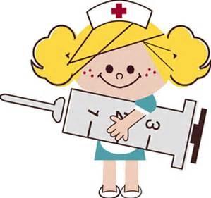 予防接種の注射