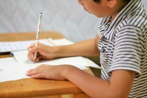 子供が書く