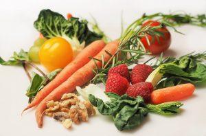 健康的な野菜たち